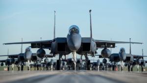 Σε κρίση η Πολεμική Αεροπορία των ΗΠΑ; Αβάσταχτες οι νέες περικοπές σύμφωνα με τον Αρχηγό Γκόλντφιν!