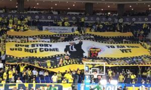"""Οπαδοί Φενέρμπαχτσε σε Ομπράντοβιτς: """"Η ιστορία μας δεν τέλειωσε ακόμα!"""" [pic]"""