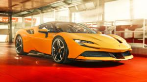 H Ferrari πατάει φρένο στην παρουσίαση νέων μοντέλων