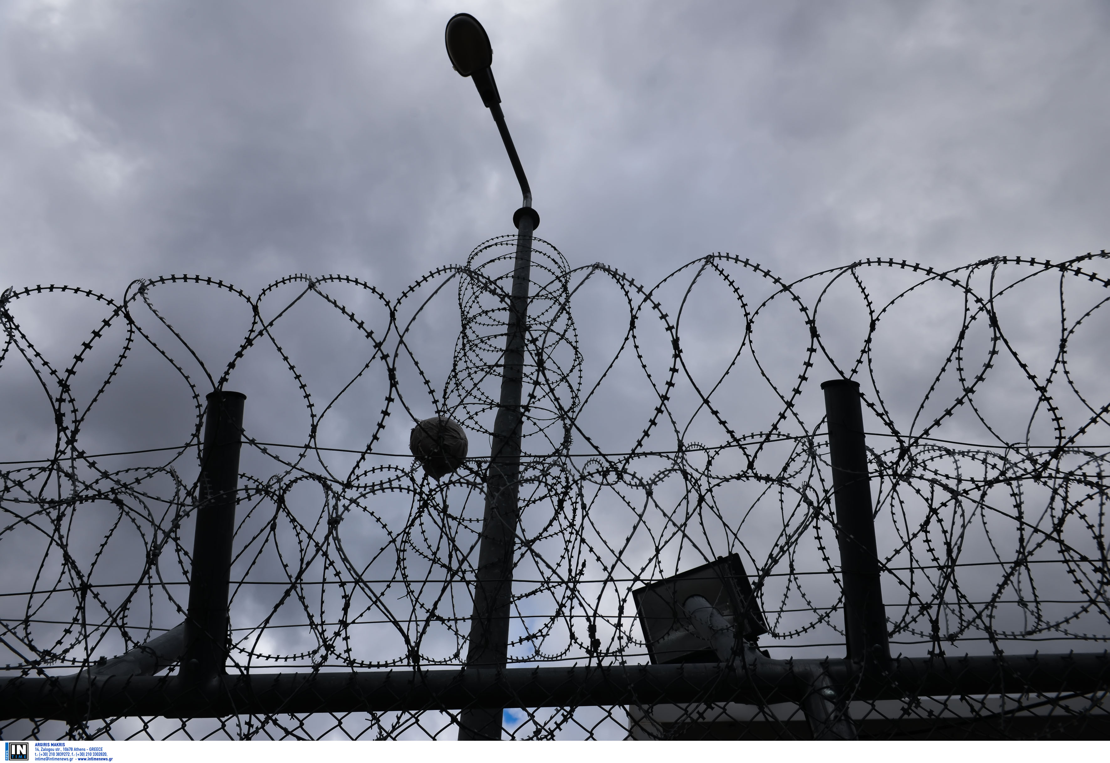 """Τον """"τσάκωσαν"""" στα Άνω Λιόσια! Συνελήφθη ο δραπέτης των φυλακών Χανίων"""