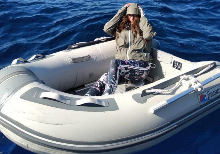 Φολέγανδρος: Έτσι επέζησε η αγνοούμενη μόνη και αβοήθητη στη θάλασσα – Σχέδιο βγαλμένο από κινηματογραφικές ταινίες [pics]