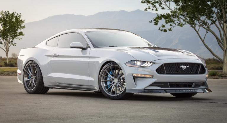 Μια Ford Mustang με 900 άλογα που δεν θέλει βενζίνη για να την απολαύσεις! [pics]