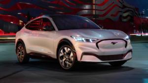 Νέα Ford Mustang Mach-E: Ένα ηλεκτρικό SUV με θρυλικό όνομα