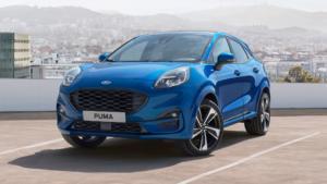 Οι τιμές του νέου Ford Puma στην ελληνική αγορά