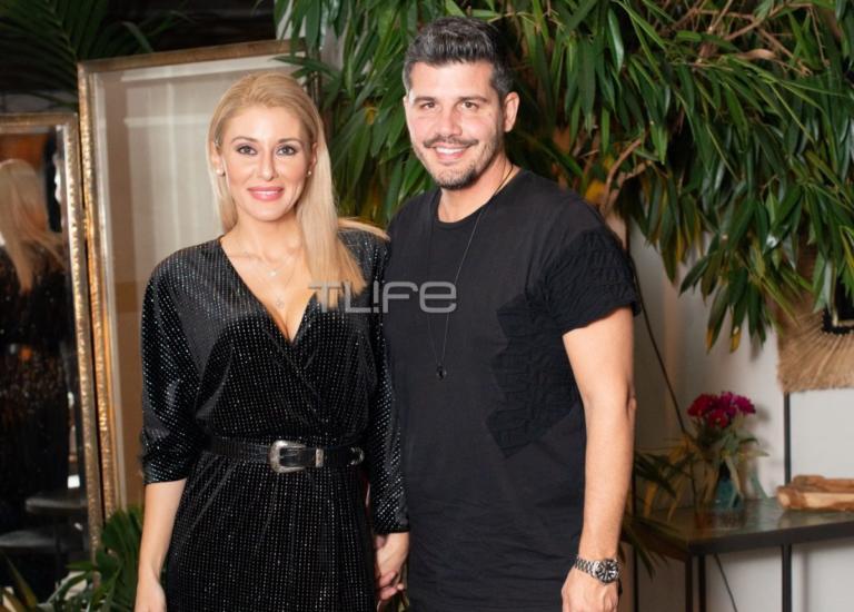 Μαρία Φραγκάκη – Νίκος Μάρκογλου: Ρομαντικό δείπνο στο κέντρο της Αθήνας!