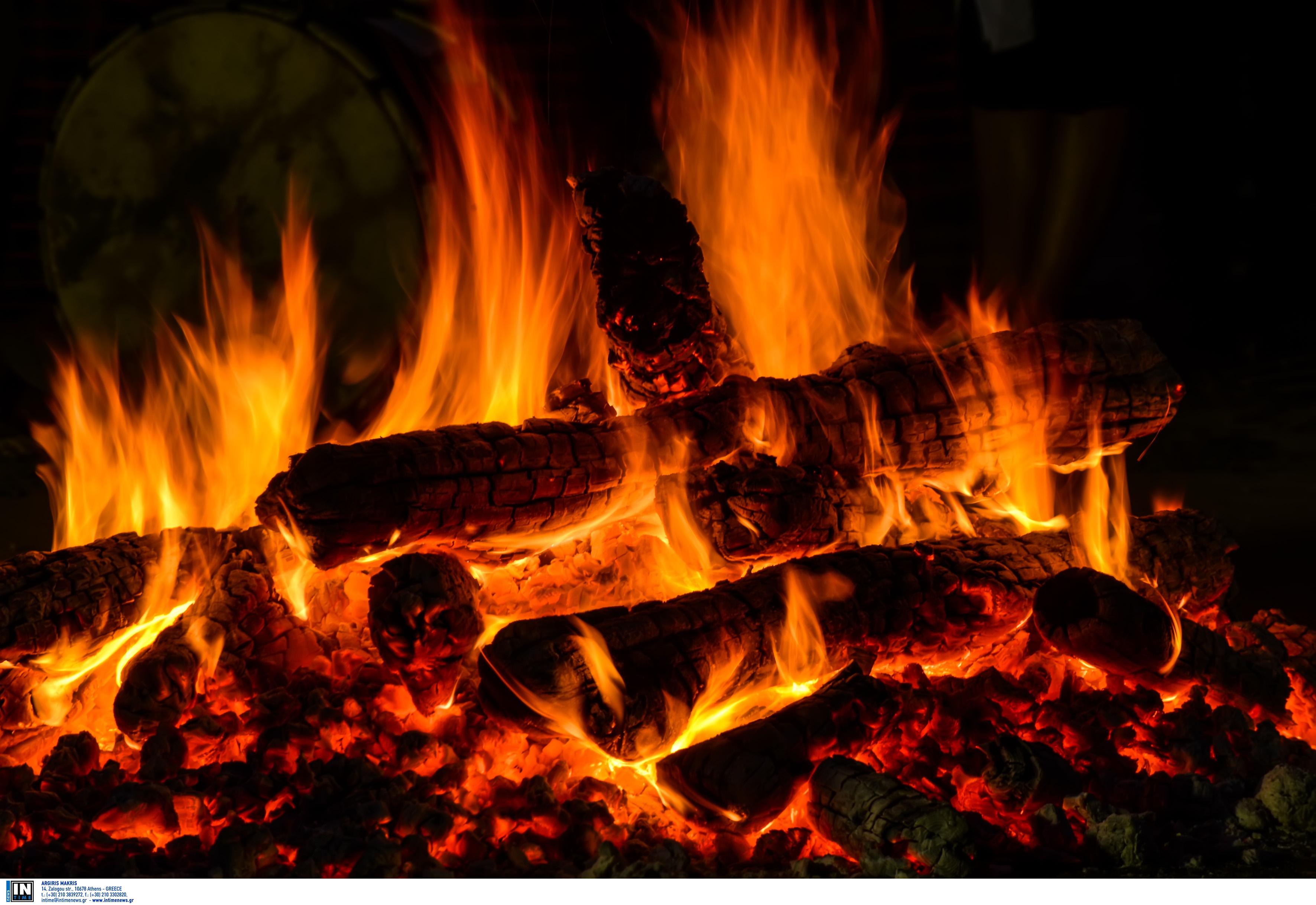 Η θέρμανση πριν μερικούς αιώνες