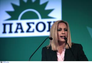 «Ξέσπασε» η Γεννηματά: Νιώθω οργή! – Απών από τη συνεδρίαση της ΚΟΕΣ ο Ανδρουλάκης