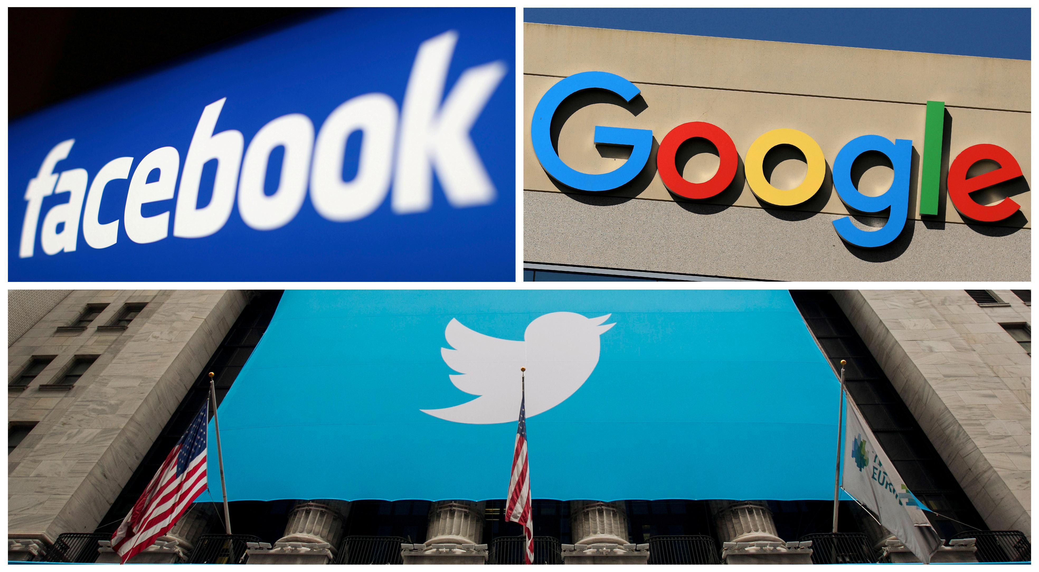 Facebook, Google και Twitter στο Κογκρέσο για τα fakenews στις πλατφόρμες τους
