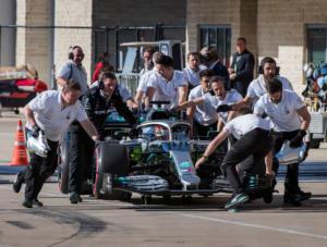 Formula 1: Πρωταθλητής ο Χάμιλτον! Έκτος τίτλος για τον Άγγλο – video