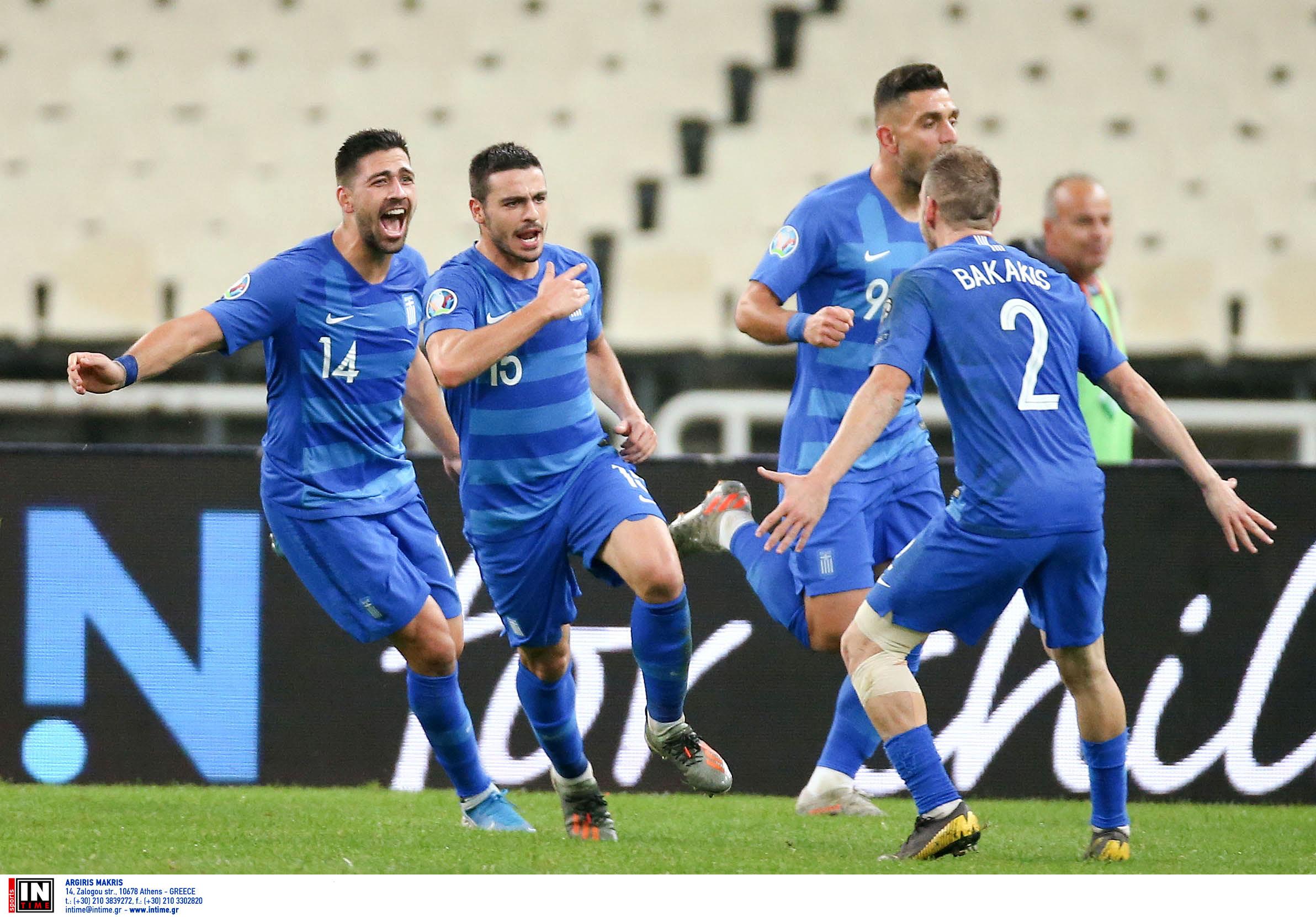 Η Ελλάδα ανέβηκε θέσεις στο FIFA Ranking