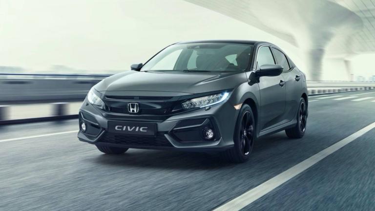 Ελαφρύ φρεσκάρισμα για το Honda Civic [pic]
