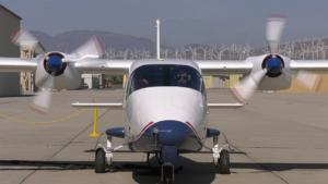 Πρωτοπορεί η NASA! Παρουσίασε το πρώτο ηλεκτρικό αεροπλάνο της Χ-57