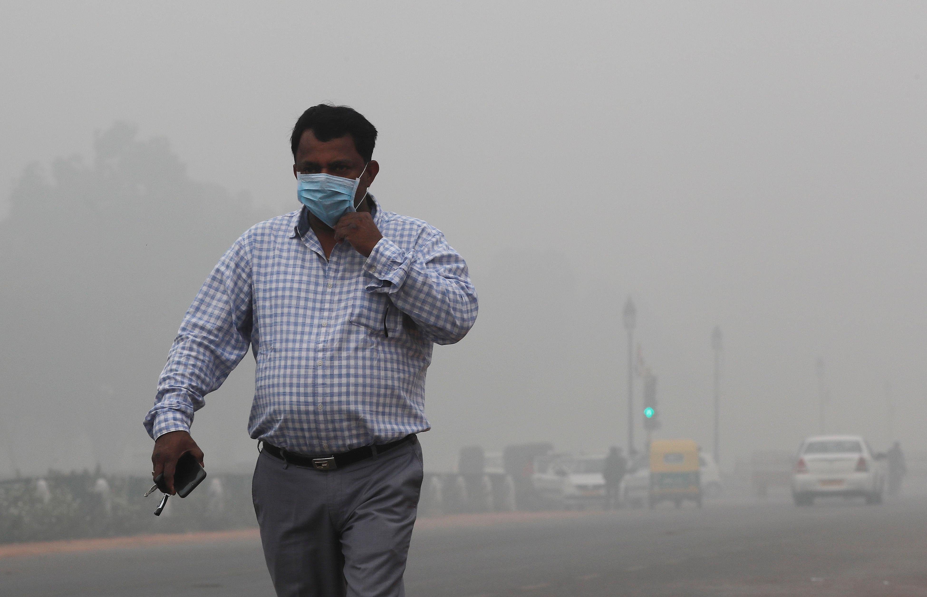 """""""Θάλαμο αερίων"""" θυμίζουν Πακιστάν και Ινδία! Στο """"κόκκινο"""" η ατμοσφαιρική ρύπανση!"""