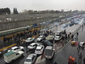 """Ιράν: Σύλληψη """"πρακτόρων της CIA"""" για τις πρωτοφανείς διαδηλώσεις"""