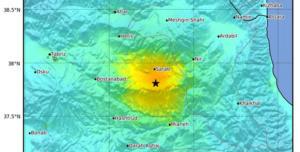 Φονικός σεισμός στο Ιράν – Τρεις νεκροί από τα 5,9 Ρίχτερ