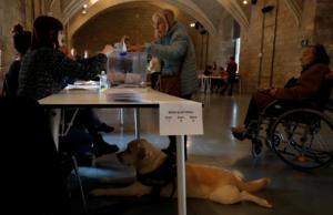 Ισπανία – Εκλογές: Στο 38% το ποσοστό της συμμετοχής