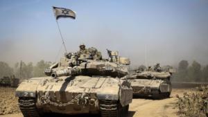 «Σύννεφα πολέμου» στη Μέση Ανατολή! Το Ισραήλ στέλνει τα τεθωρακισμένα του στα σύνορα με τη Γάζα [vid]