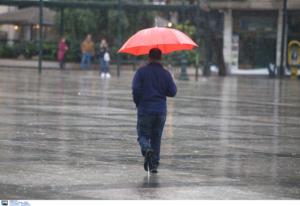 Καιρός αύριο: Πού περιμένουμε βροχές και καταιγίδες