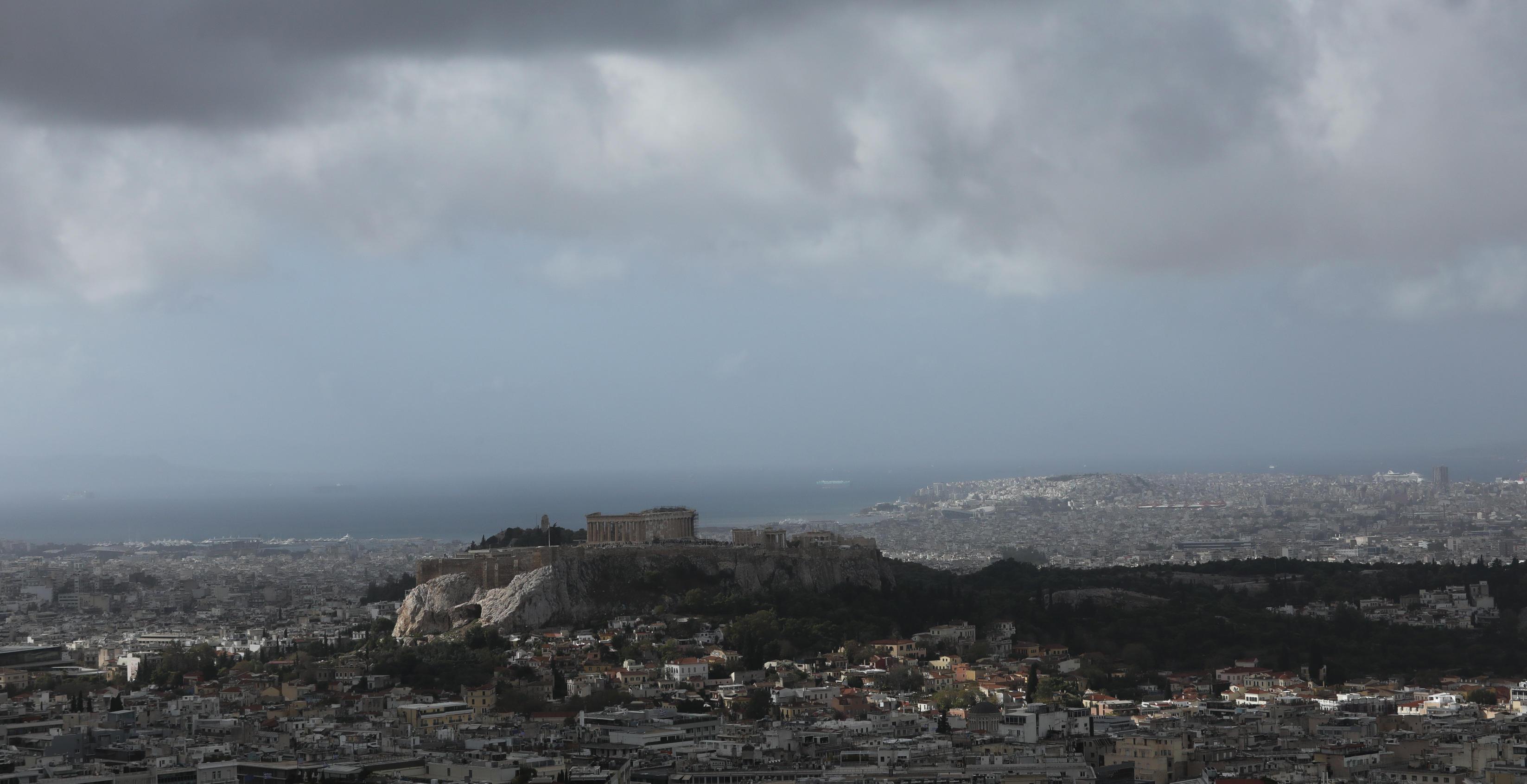 Έκτακτο δελτίο επιδείνωσης του καιρού με καταιγίδες και χαλάζι - Που θα χτυπήσει η κακοκαιρία - Πότε θα φτάσει στην Αττική