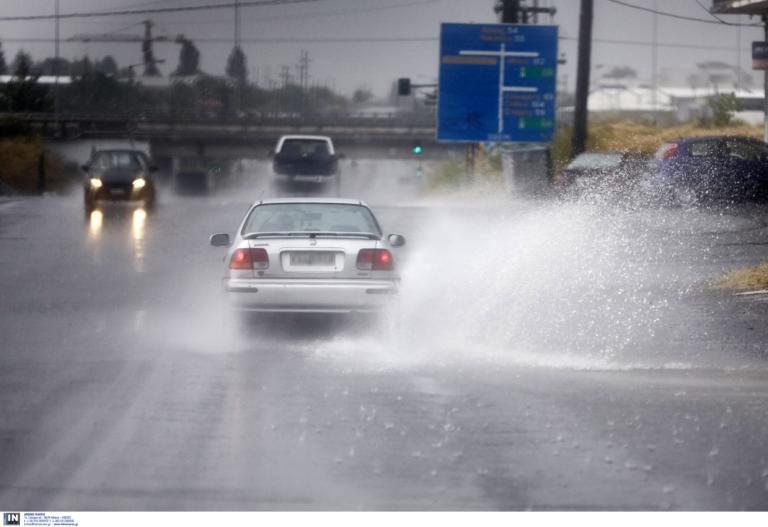 """Καιρός: """"Μπουμπουνητά"""" και καταιγίδες και σήμερα – Που θα χτυπήσει η κακοκαιρία"""