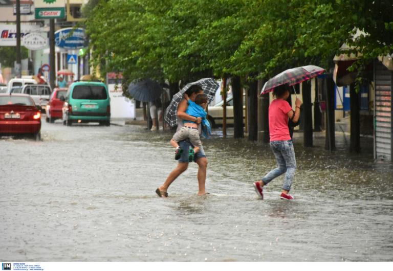 Καιρός σήμερα: Βροχές και καταιγίδες - Που θα ρίξει χαλάζι