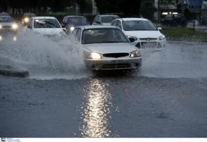 Καιρός αύριο: Άστατος με βροχές, καταιγίδες και πτώση της θερμοκρασίας