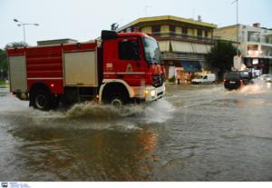 Καιρός meteo: Ισχυρές καταιγίδες την Πέμπτη και στην Αττική!