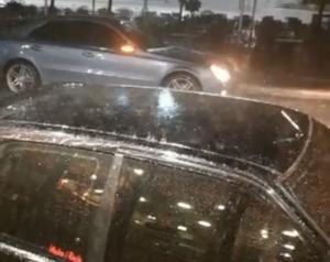 Καιρός: Άνοιξαν οι ουρανοί στην Καλαμάτα! video