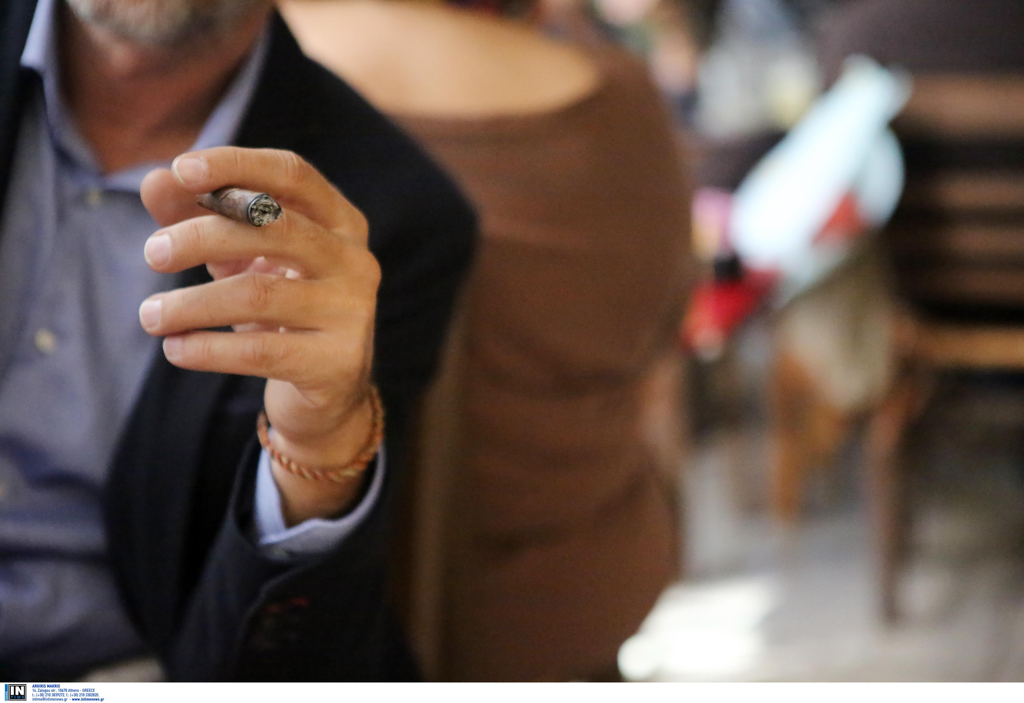 Κορονοϊός: Νέα μελέτη για κάπνισμα και ΧΑΠ