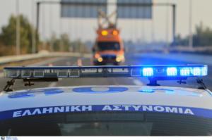 Τροχαίο Εθνική Οδός: Τρεις εφοριακοί είδαν το χάρο με τα μάτια τους στο δρόμο για τον έλεγχο!