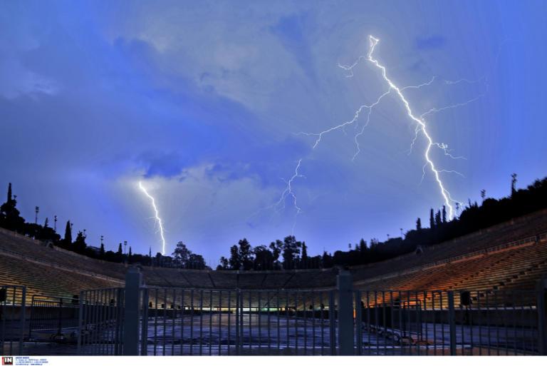 Καιρός σήμερα: Έρχονται ισχυρές καταιγίδες – Που και πότε θα χτυπήσει η κακοκαιρία