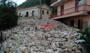 Καιρός: Καταστροφές σε Κέρκυρα, Κεφαλονιά και Χανιά – Νέες εικόνες από το πέρασμα της κακοκαιρίας [pics, video]