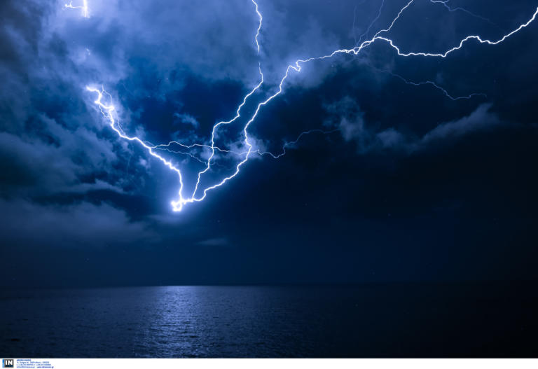 Καιρός: Ο Γηρυόνης είναι εδώ με σφοδρές καταιγίδες