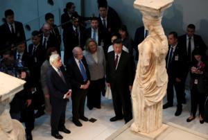 Κινέζος Πρόεδρος: Είμαστε στο πλευρό σας για την επιστροφή των Γλυπτών του Παρθενώνα