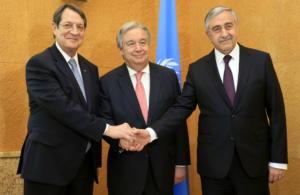 Γερμανία: Κάνουμε ότι μπορούμε για να βοηθήσουμε τις συνομιλίες για το Κυπριακό