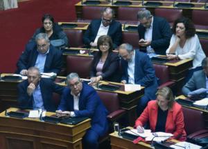 Βουλή: Ερώτηση του ΚΚΕ για τις συνακροάσεις στα τηλέφωνα του Περισσού