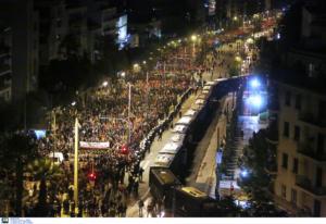 Πολυτεχνείο: Μαζικά συλλαλητήρια για την επέτειο της εξέγερσης