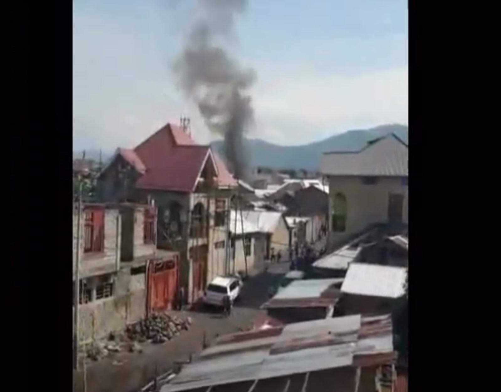 Κονγκό: Αεροπλάνο απογειώθηκε και… έπεσε πάνω σε σπίτια! 29 νεκροί – video