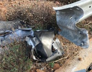 Κρήτη: Έτσι έγινε το τροχαίο στο Μοχό με θύμα 44χρονο [pics]
