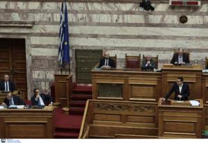 Βουλή: Μετωπική Μητσοτάκη – Τσίπρα για την διαφθορά