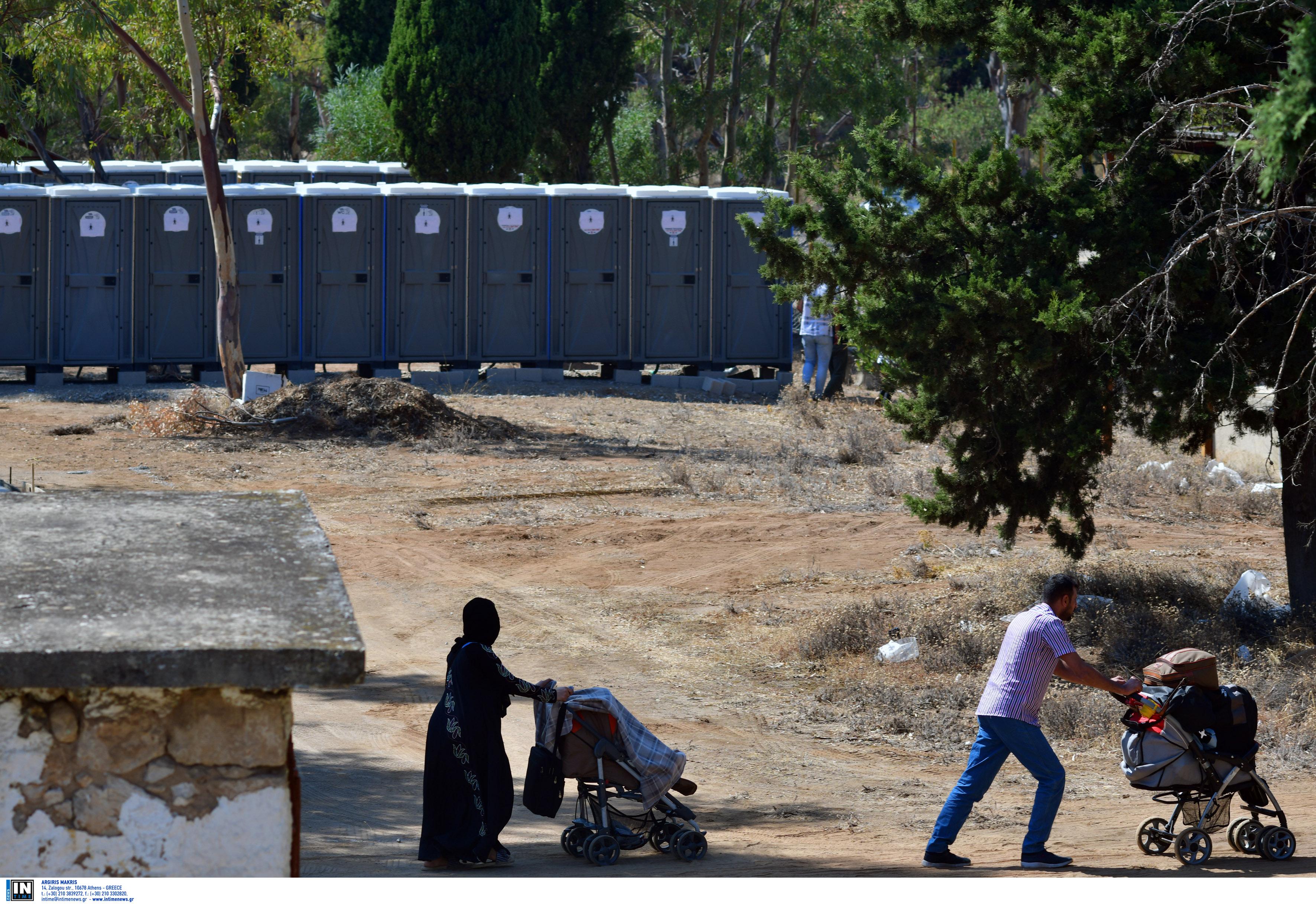 Διαβατά: Συμπλοκή στη δομή προσφύγων – Τέσσερις τραυματίες