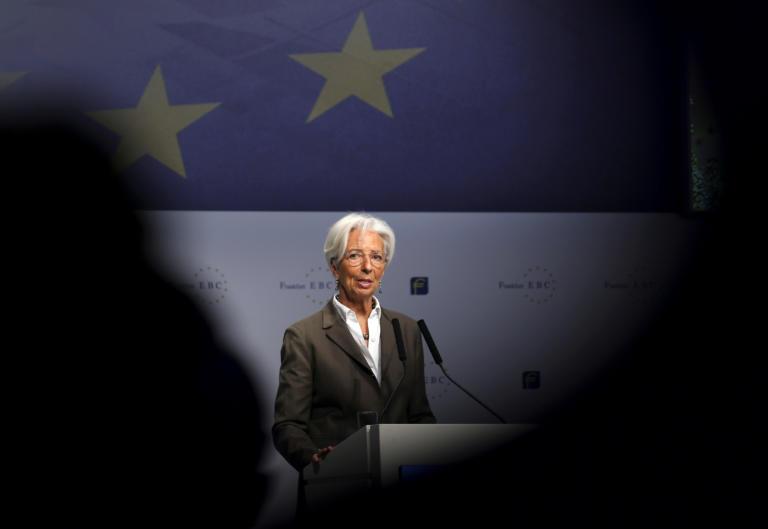 Η Λαγκάρντ κάλεσε τις κυβερνήσεις της ευρωζώνης να ενισχύσουν την εγχώρια ζήτηση