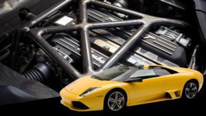 Πόσο κοστίζει ο κινητήρας της Lamborghini Murciélago μόνος του;