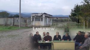 """Στυλίδα: """"Δεν θα γίνει Αμυγδαλέζα η περιοχή μας"""" – Στα """"κάγκελα"""" οι κάτοικοι για το προσφυγικό – video"""