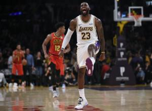 Ασταμάτητοι οι Λέικερς με φοβερό Λεμπρόν! Τα αποτελέσματα στο NBA – video