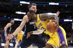 "NBA: Φοβερή κόντρα Ντόνσιτς – Λεμπρόν! ""Είσαι σκληρός ""κ@ρ@@λης"" – video"