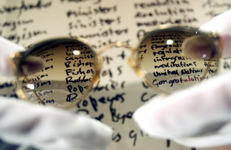 """Αποτέλεσμα εικόνας για Lennon-Στρογγυλά Γυαλιά-Δημοπρασία"""""""