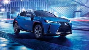 Αυτό είναι το πρώτο αμιγώς ηλεκτρικό αυτοκίνητο της Lexus [vid]