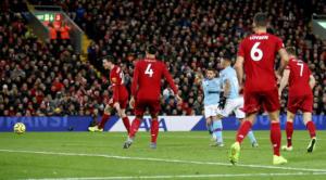 """Λίβερπουλ – Μάντσεστερ Σίτι 3-1 ΤΕΛΙΚΟ: Κόκκινο """"τρένο"""" για τον τίτλο!"""