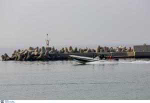 Λιμενικό: Σοβαρό περιστατικό με ταχύπλοο που μετέφερε μετανάστες ανοιχτά της Χίου